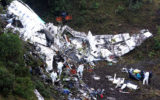Chapecoense crash caused by human error