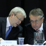 Kevin Rudd Labor and GFC stimulus