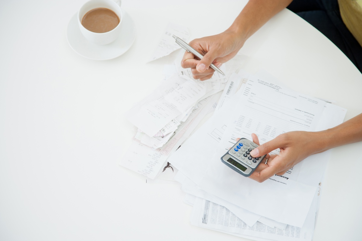 Keep tabs on your bills so you're not out of pocket when they're due