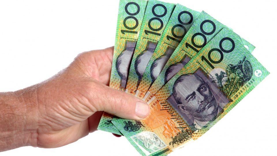 Cash workers poorer