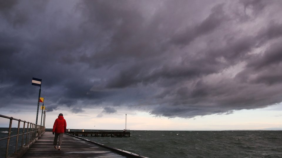 Victoria severe weather warning