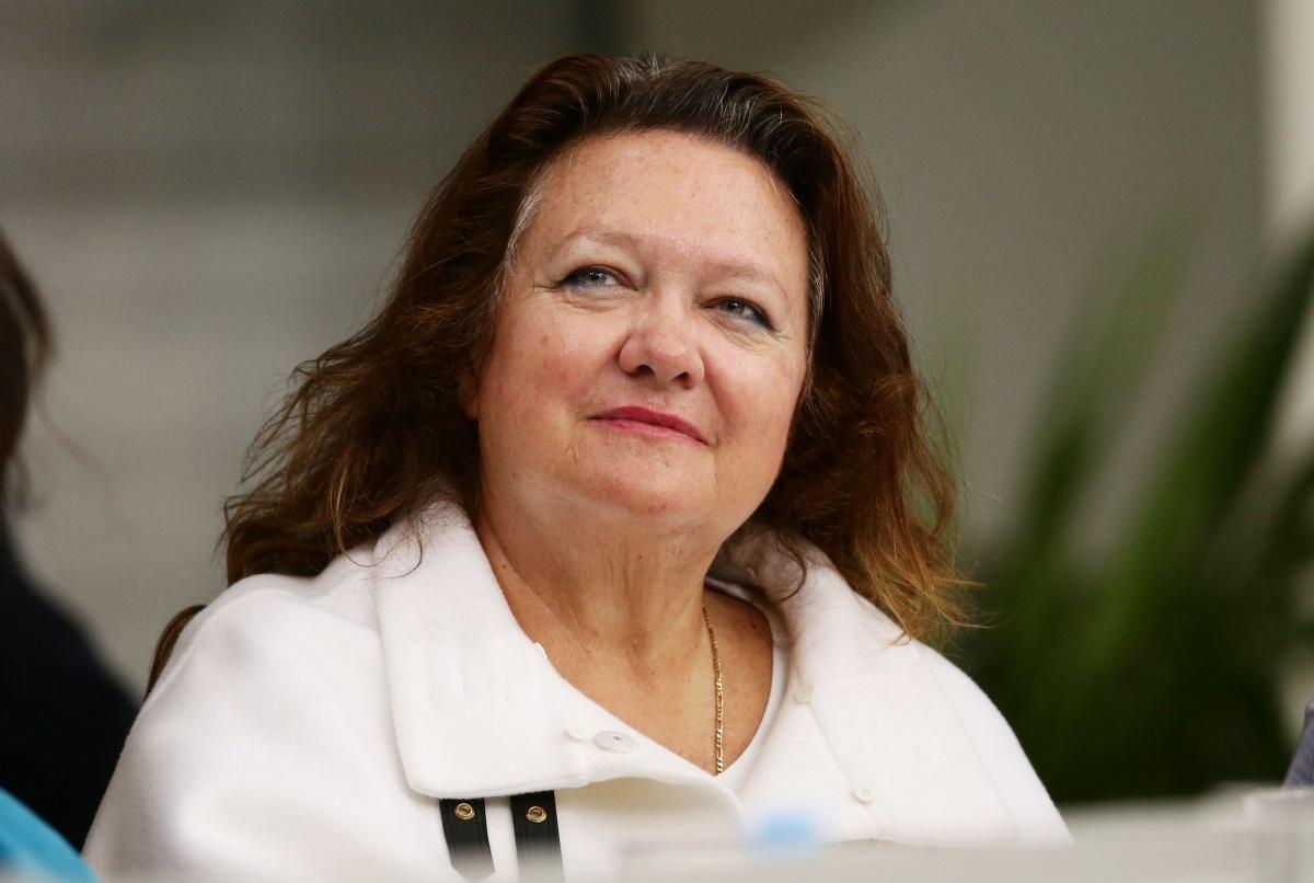 Gina Rinehart Kidman