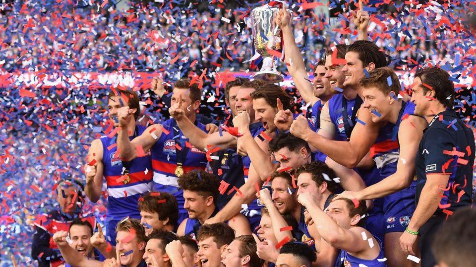 Western Bulldogs grand final victory