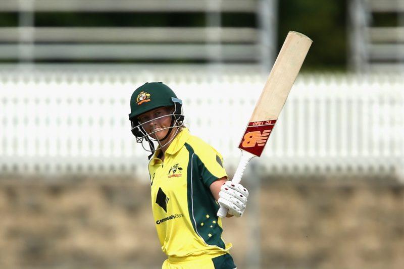 Meg Lanning cricket