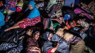 Indonesia earhtquake