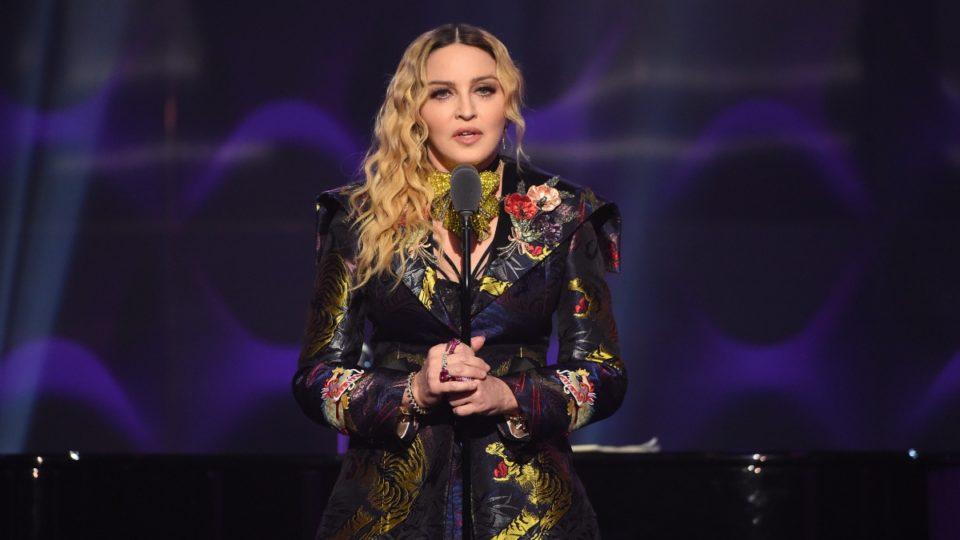 Madonna Billboard speech on sexism