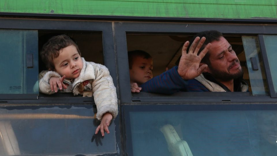 Evacuation Of East Aleppo Brought To A Halt