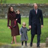 Royal family christmas church service 2016