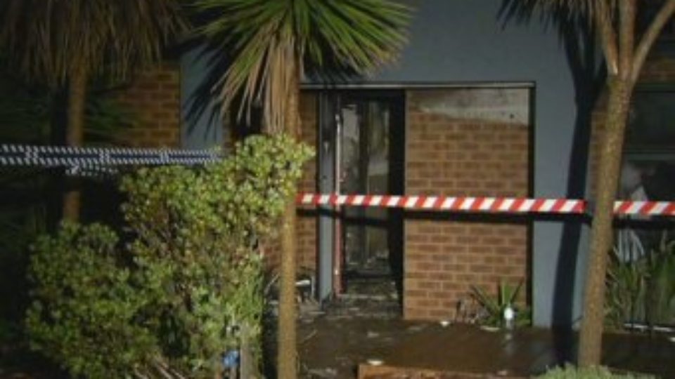 woman dead after Melbourne house fire