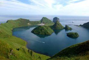 Kuriles islands