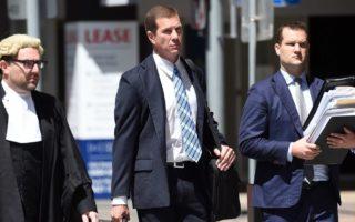 Matthew Perrin jailed for eight years