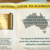 Muslims letter drop Hobart households