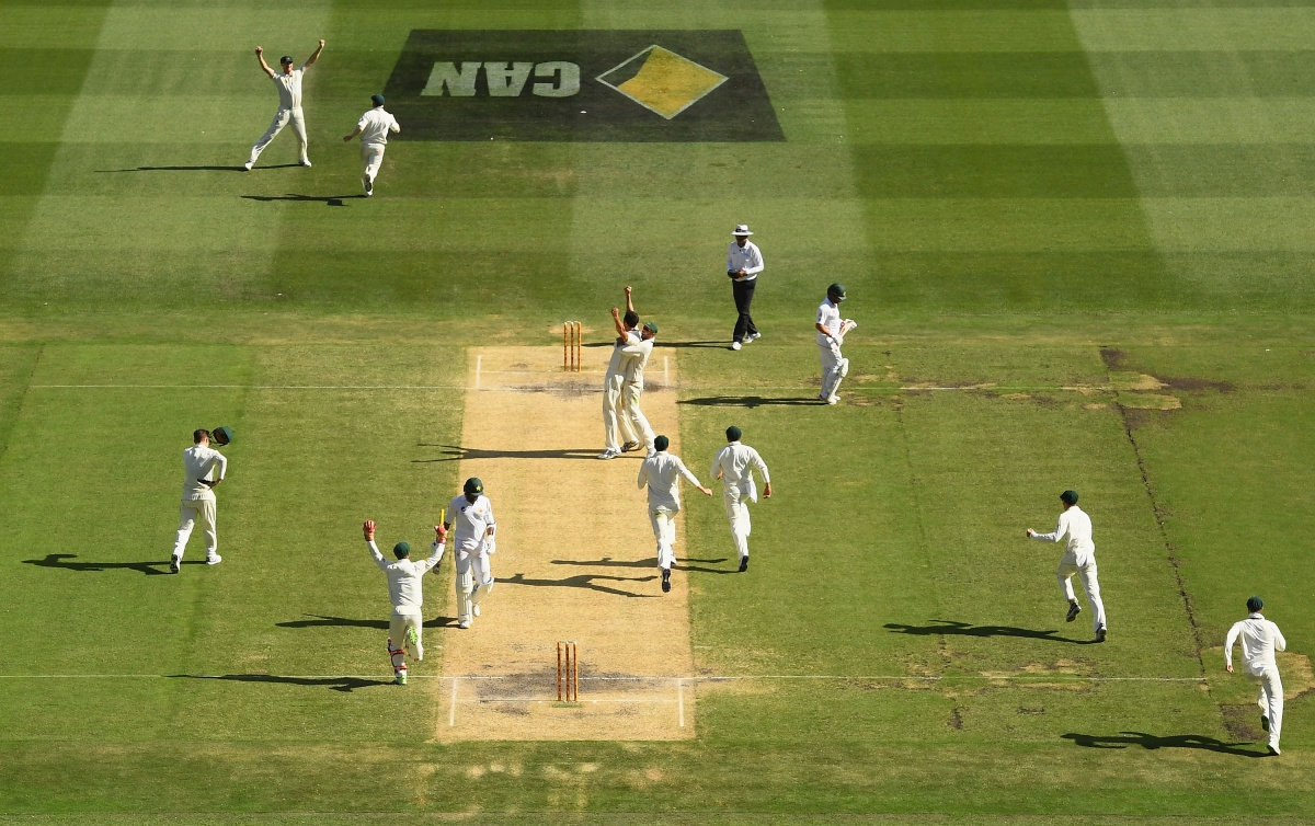 boxing day test
