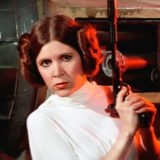 carrie fisher pricess leia