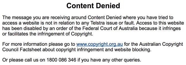 content-denied