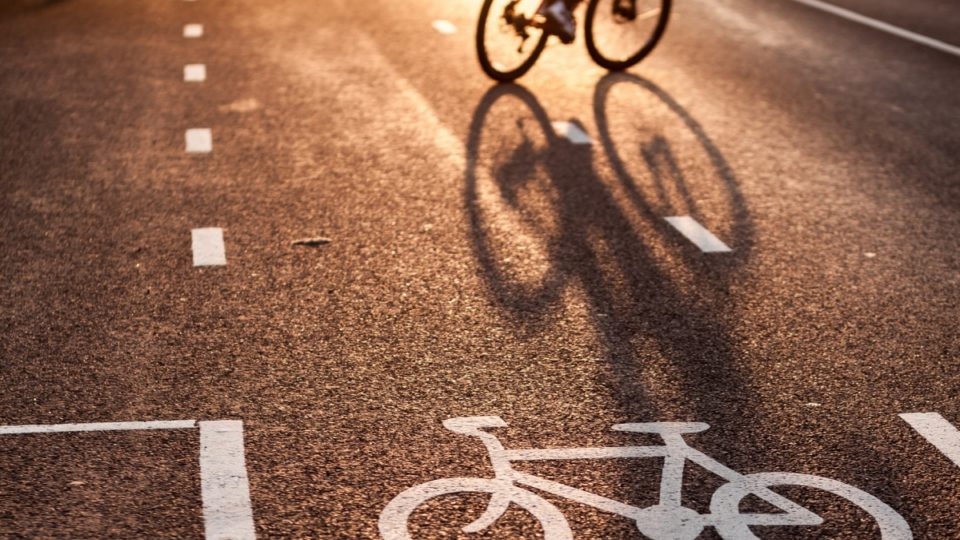 Cyclist in unprovoked knife attack