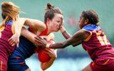 Daisy Pearce women's AFL
