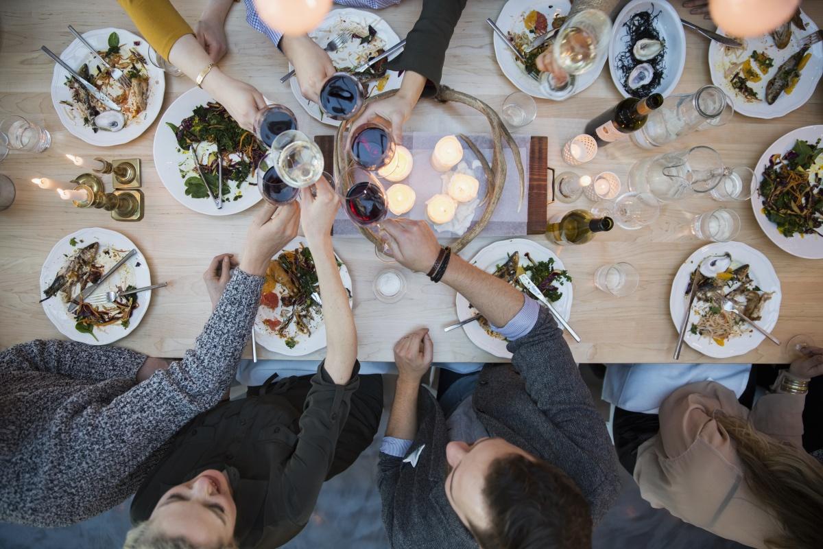 food and wine