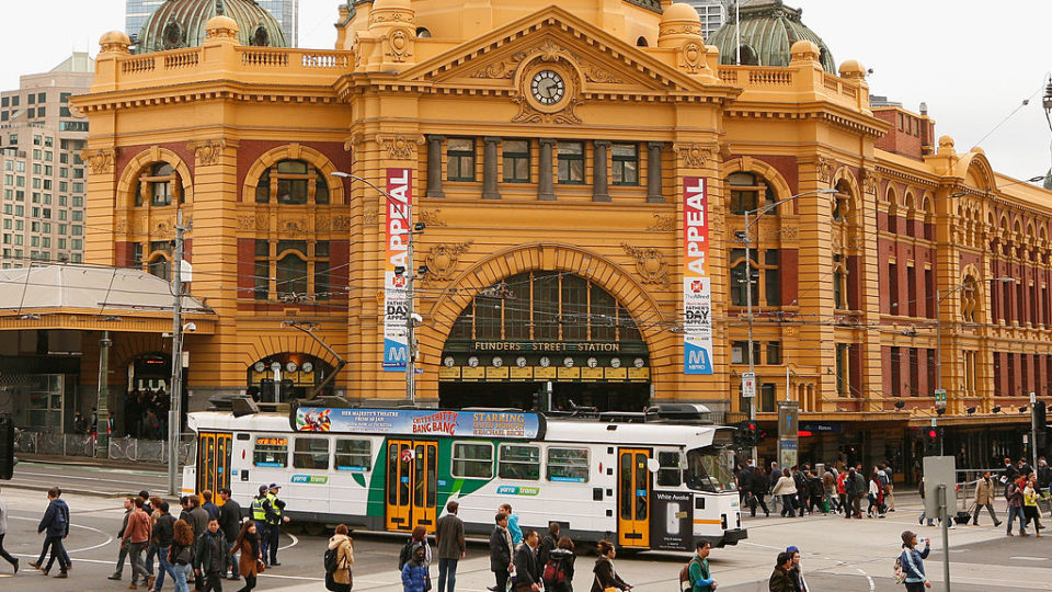 Major delays but Melbourne trains moving