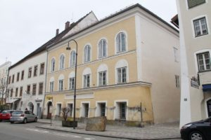 Hitler house to be seized by Austrian government