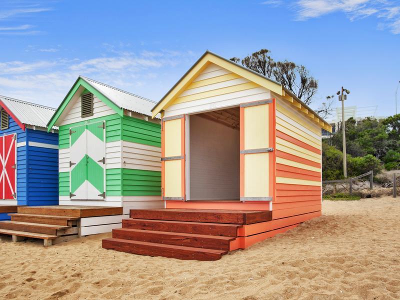 dendy beach bathing box