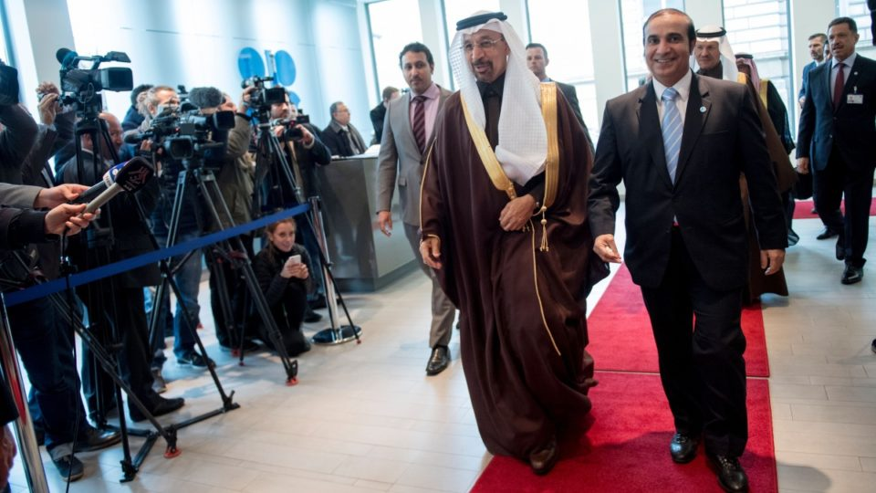Oil prices soar after OPEC deal
