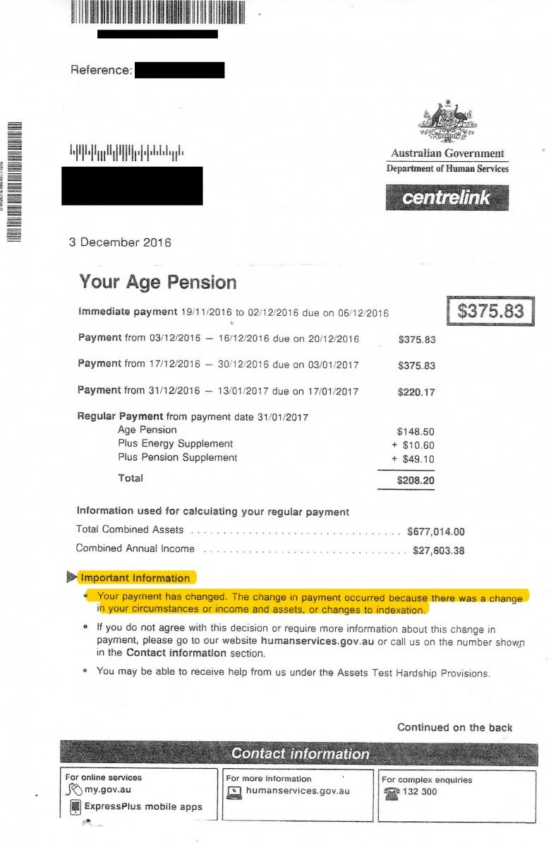 pensioner-letter