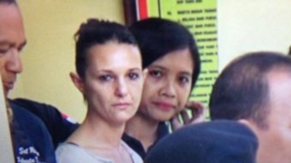 Sara Connor trial Bali