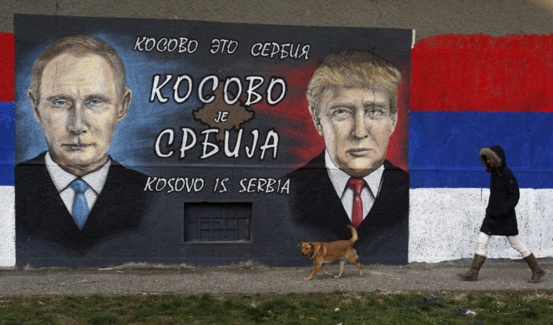 Donald Trump Putin