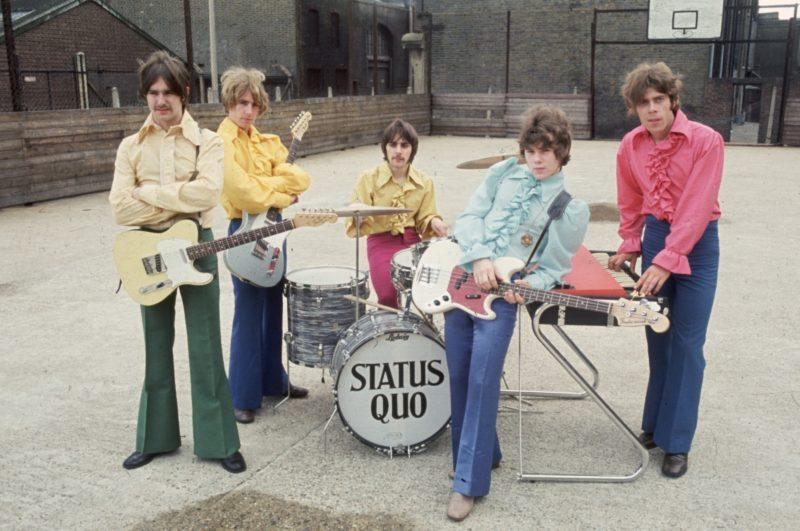 status Quo getty