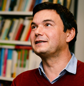 Thomas Piketty, author of 'Capital in the Twenty-First Century', is one of the leading proponents of the theory that labour's declining share is driving inequality. Photo: Getty