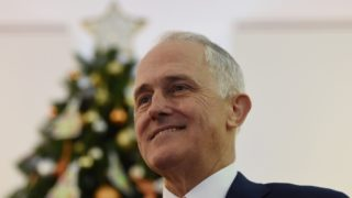Prime Minister Malcolm Turnbull asks Australians to look after each other this Christmas.