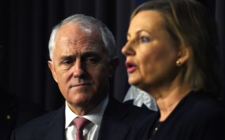 Turnbull and Sussan Ley