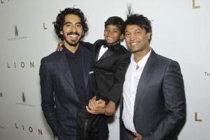 Saroo Brierley Golden Globes Lion