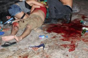 Mexico nightclub shooting