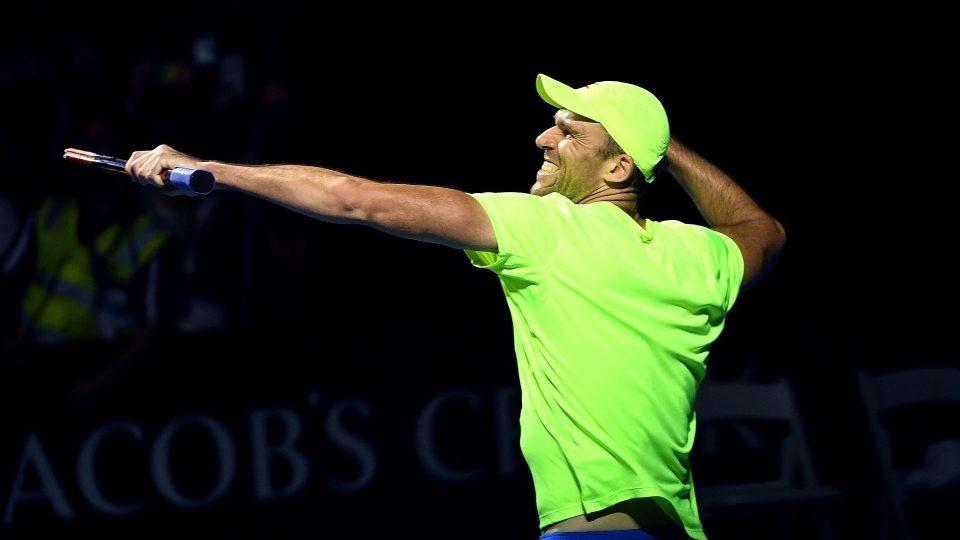Ivo Karlovic Australian Open record