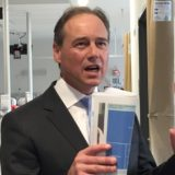 Grent Hunt appointed Health Minister