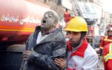 Tehran building collapse