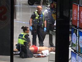 Melbourne rampage Gargasoulas