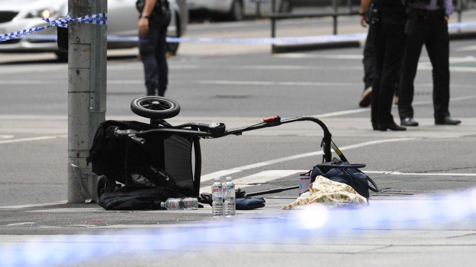 Melbourne rampage