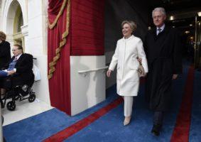 Hillary Clinton inauguration