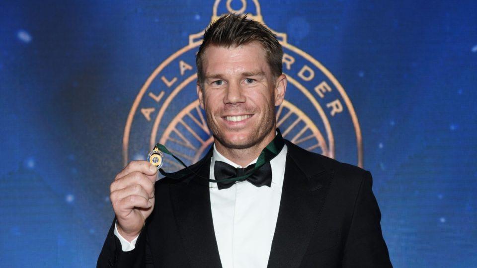 Allan Border medal 2017