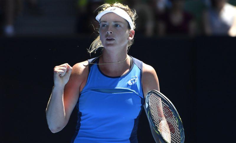 coco vandeweghe Australian Open semi-final