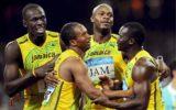 Olympic relay Usain Bolt Nesta Carter