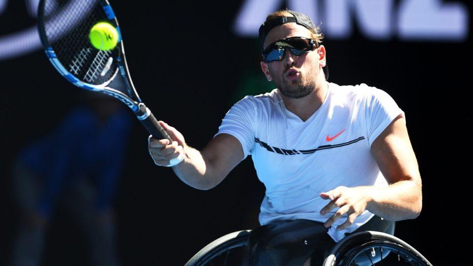 Dylan Alcott wins Australian Open
