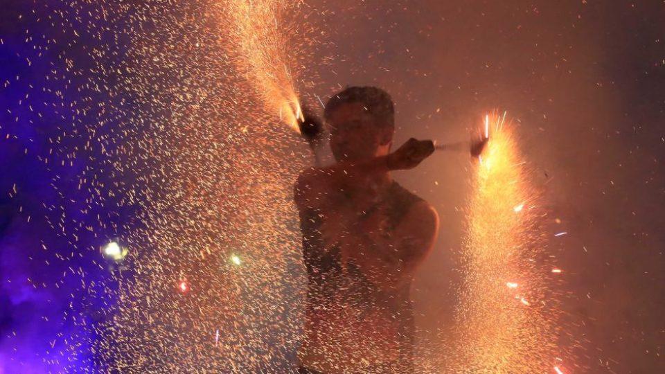 Fireworks deaths