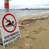 faecal pollution closes some melbourne beaches