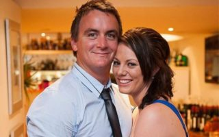Luke Newsome, who died after falling off a ute at Summernats