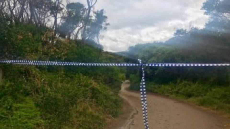 Sorrento body found