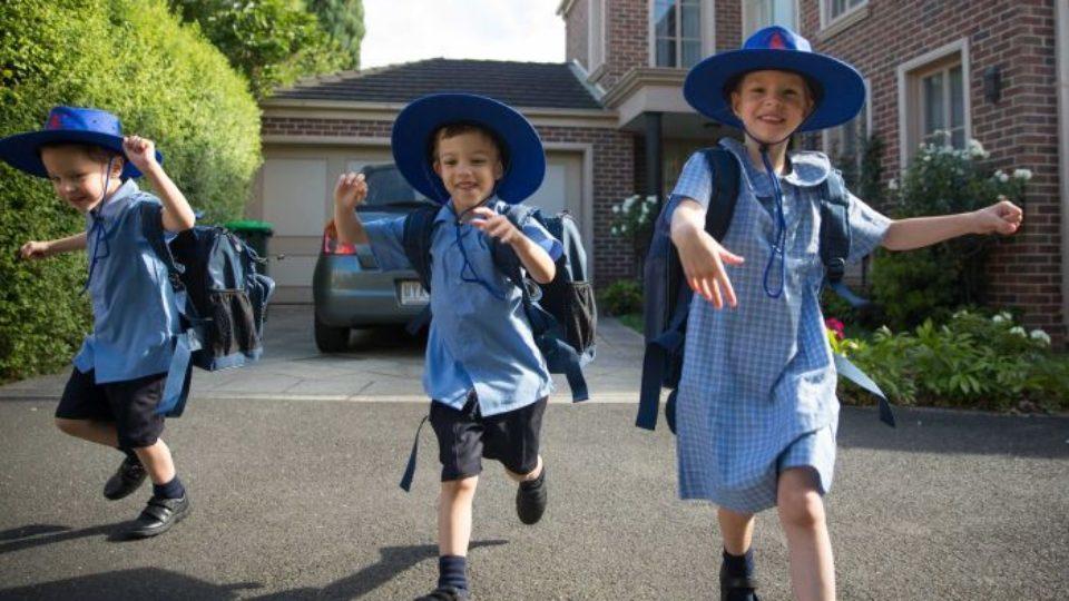 Melbourne triplets are five